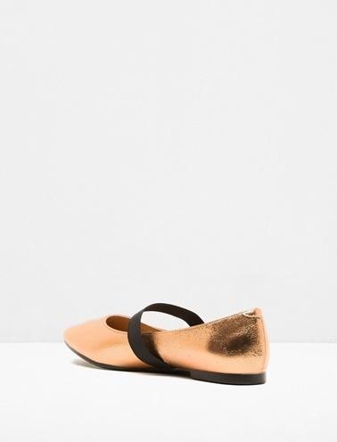 Koton Bağcıksız Ayakkabı Pembe